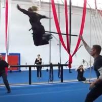 X-men stunt day2