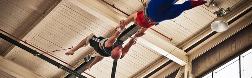 flying trapeze toronto